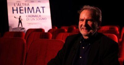 "Cinema, Edgar Reitz: ""Girando Heimat ho capito la mia terra ..."