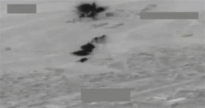 Iraq, gli americani attaccano le basi dell'ISIS