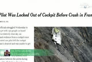 Aereo caduto, il giallo del pilota solo in cabina