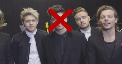 Zayn Malik lascia gli One Direction