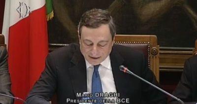 Draghi: Unione fragile finché riforme sono fatte dagli ...