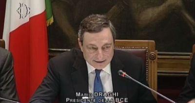 Draghi: la crescita in Italia si è smorzata prima ...