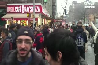 Esplode palazzo, paura a Manhattan. Almeno 19 i feriti