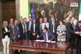 Renzi, avanti tutta e su Italicum minoranza Pd si adegui    ...