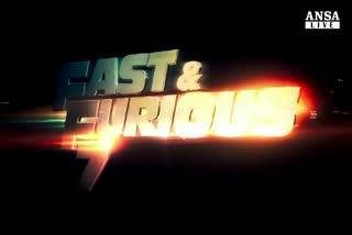 Conto alla rovescia per Fast & Furious 7
