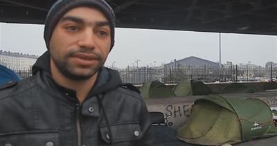 I rifugiati di Parigi hanno perso le speranze
