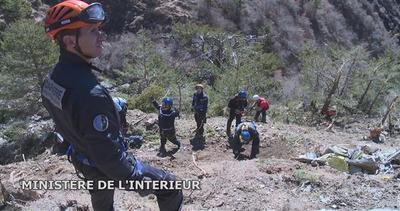 Germanwings 4U9525: recuperati primi resti umani