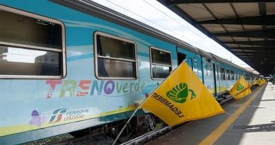Treno Verde di Legambiente arriva a Firenze. Un speciale ...