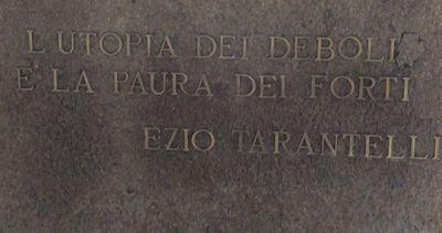 Omaggio a Ezio Tarantelli, economista ucciso 30 anni fa ...
