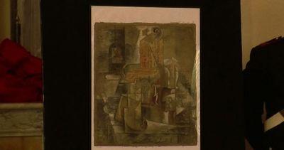 Recuperato un Picasso da 15 milioni, fu donato a un ...