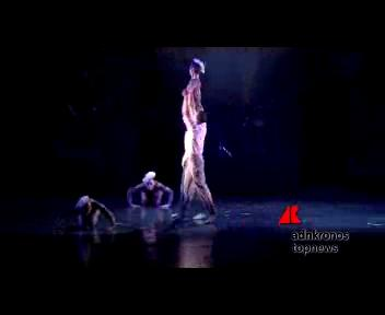 Al teatro Olimpico Mvula Sungani e il suo physical dance ...