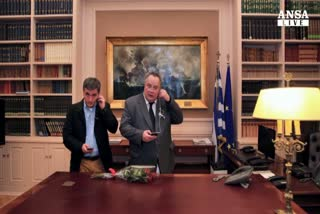Atene stringe su riforme,dettagli al vaglio dei tecnici     ...