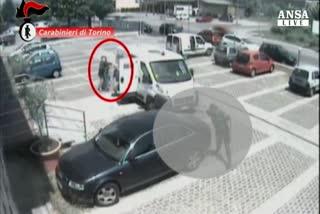 Rapine a portavalori e banche in Piemonte, otto arresti     ...