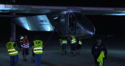 Solar Impulse riparte dalla Birmania diretto in Cina - Nude ...