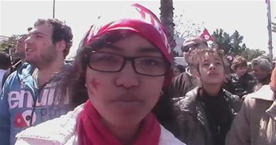 Tunisia: politici e popolo in marcia contro l'Islam