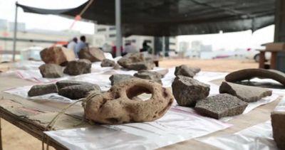 Una antica birreria egiziana scoperta a Tel Aviv