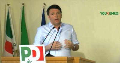 Renzi: con Italicum diamo responsabilità di governare, ...