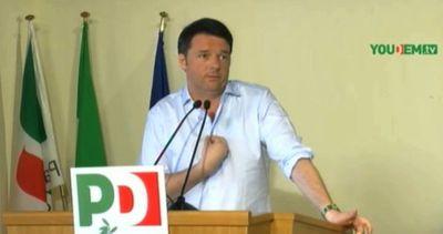 Renzi: Salvini e Landini dei soprammobili da talk ...