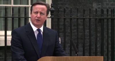 Cameron annuncia le politiche per il 7 maggio