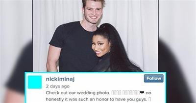 Proposta di matrimonio per Nicki Minaj?