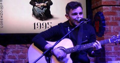 """Lorenzo Fragola al primo album: """"Orgoglioso di avere 20 ..."""