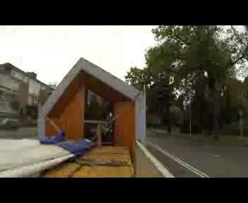 Le 'casette' olandesi mobili che si assemblano in un giorno ...