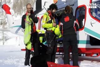 Valanga su Alpi: 5 morti, forse anche italiano
