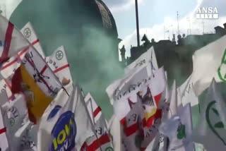 Tra Lega e Forza Italia e