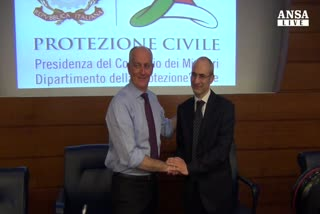 Curcio nuovo capo Protezione civile