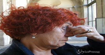Valeria Fedeli ricorda Giovanni Berlinguer, commossa alla camera ardente