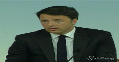 Renzi: Finito tempo sacrifici per cittadini, no nuove tasse
