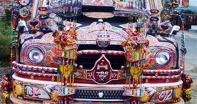 Camionisti o pittori? I misteri del Pakistan
