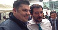 Salvini al Salone Mobile, selfie con i meridionali