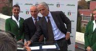 Accordo strategico Alitalia-Coni:lo sport italiano vola ...