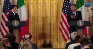 Renzi da Obama: endorsement e più Afghanistan per l'Italia ...