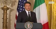 Obama-Renzi, asse sulla crescita