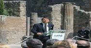 Renzi: Pompei paradigma di quello che l?Italia può essere  ...