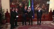 Enrico Letta si dimette dal Parlamento