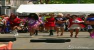 Florida, la travolgente corsa delle drag queen in tacchi a ...