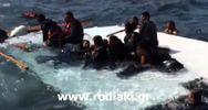 Grecia, naufragio di migranti vicino Rodi: 3 morti e 80 ...