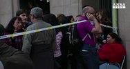 Spagna, studente uccide prof con balestra