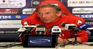 Calcio, Cagliari: tecnico Zeman rassegna le dimissioni