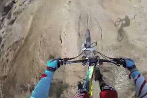 Discesa da brivido in mountain bike, quando la passione per ...