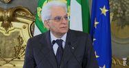 25 aprile, Mattarella: festa di tutti, di libertà e ...
