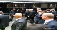 Mattarella: Il nuovo Frecciarossa 1000 è treno di tutti    ...