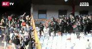 Derby violento, 50 feriti a Belgrado