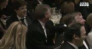 Obama caterpillar alla cena dei corrispondenti