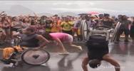 Rio de Janeiro festeggia i 500 giorni alle Paralimpiadi con ...