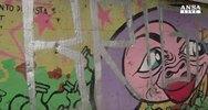 Street Art Roma, vandali gia' in azione