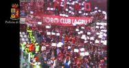 Incidenti Torino-Juventus, le immagini